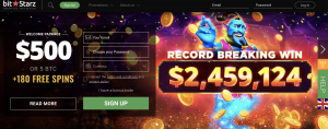 bitstarz bonus code no deposit