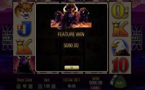 buffalo slots win