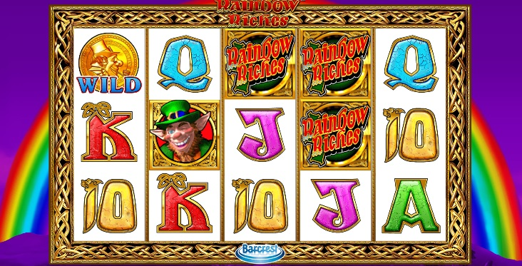 Slot Rainbow Riches Free Play Review