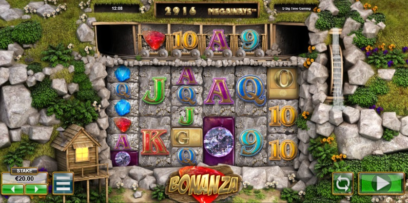 Bonanza Megaways Slot Review