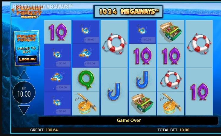 Fishin Frenzy Megaways Slot Review and Play Free