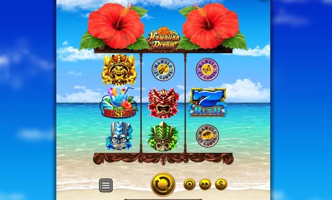 Hawaiian Dream Slot Review and Play Free