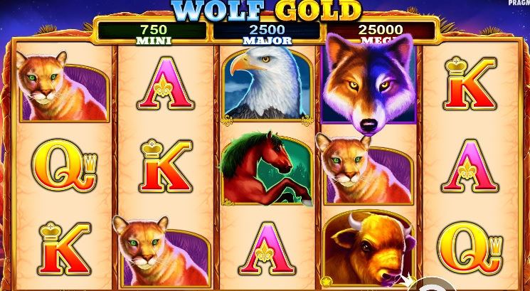 Wolf Gold Review – 1,650 Win Payout – Free Money Spins