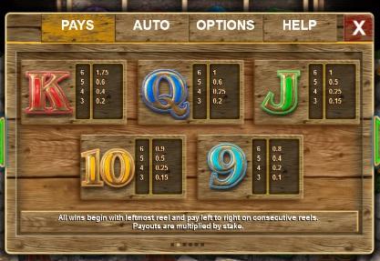 Bonanza slot free spins