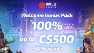 Wild Tokyo Bonus